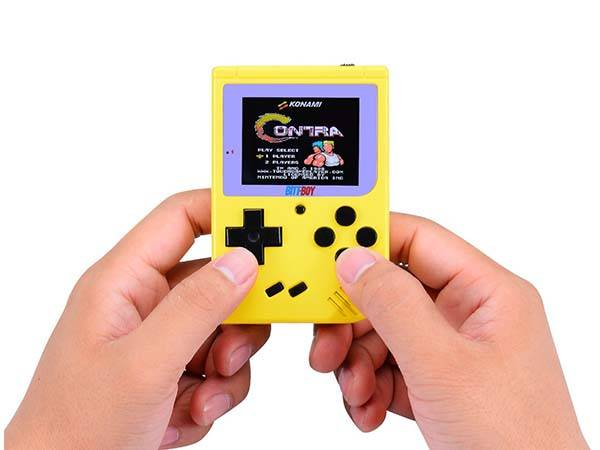 The Portable Handheld Gaming Device with Built-in Video Games and TV Output