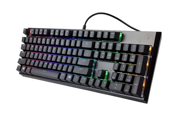 Cooler Master MasterSet MS120 Gaming Keyboard and Mouse
