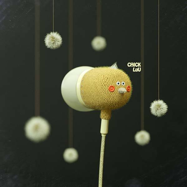 Cute Headphones Inspired by Animals