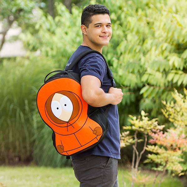 Dead Kenny South Park Backpack