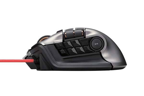 Elecom Dux MMO Gaming Mouse