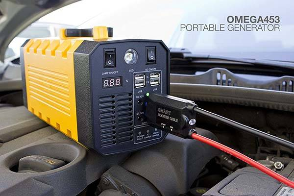 ExpertPower Omega 453 Portable Power Station