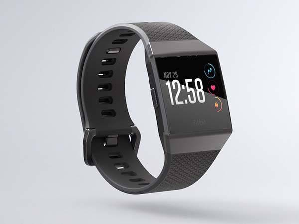 Fitbit Ionic Smartwatch with Fitness Tracker
