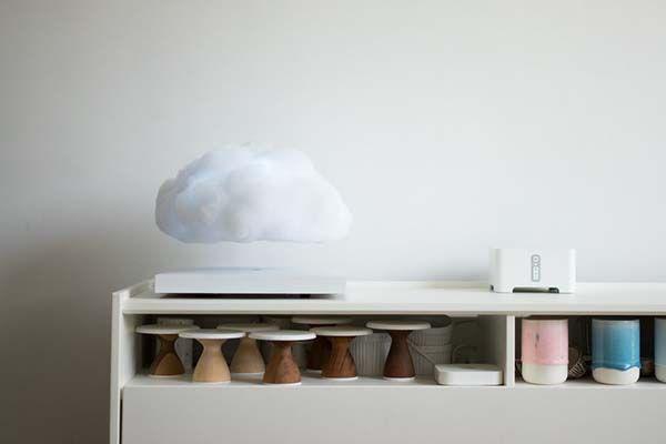 Floating Cloud Levitating Ambient LED Lamp