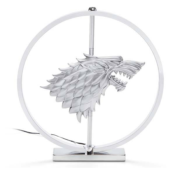Game Of Thrones Stark Creat Led Lamp Gadgetsin