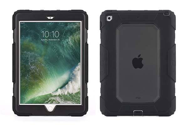 Griffin Survivor All-Terrain New iPad 9.7 Case with Removable Stand