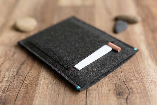 Handmade Amazon Kindle Sleeve