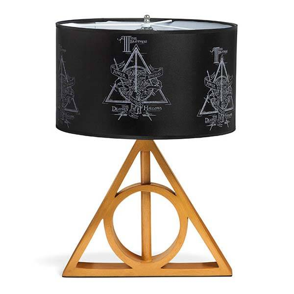 Harry Potter Deathly Hallows Desk Lamp