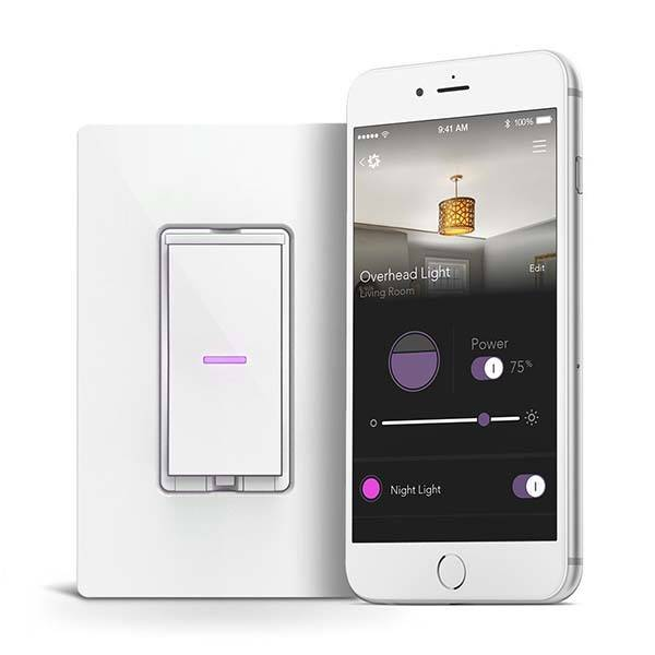 iDevices Smart Dimmer Switch Works with Amazon Alexa, HomeKit and Google Assistant