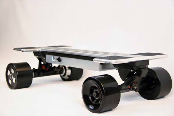 I-Ride Compact Electric Skateboard