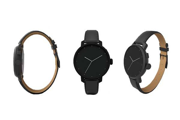 LEO Smartwatch Boasts Elegant Design and Long Battery Life