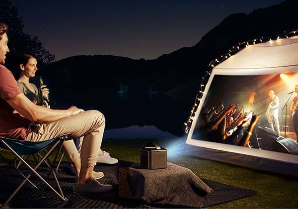 Nebula Mars Portable WiFi Projector