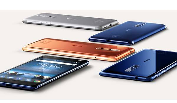 Nokia 8 Android Smartphone