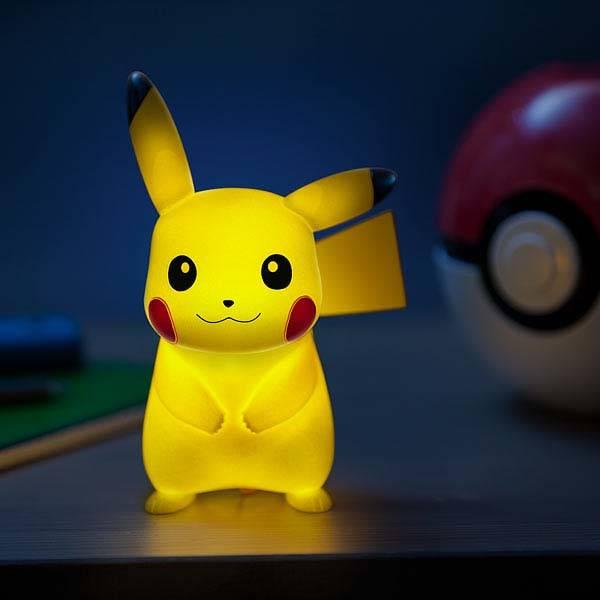Pokemon Pikachu LED Accent Lamp