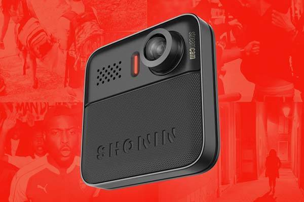 Shonin Streamcam Mini Wearable Camera with LTE