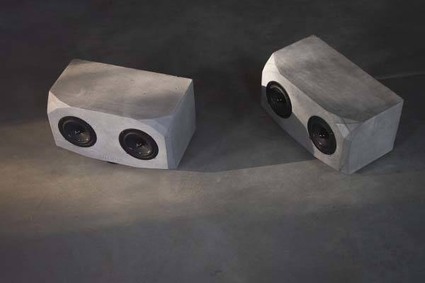 Utopia Handmade Concrete Bluetooth Speaker