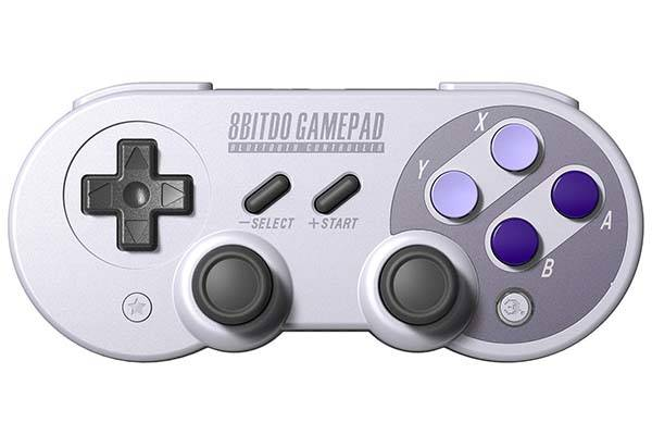8Bitdo SN30 Pro Bluetooth Game Controller