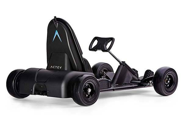 Actev Arrow Smart Kart Electric Go-kart