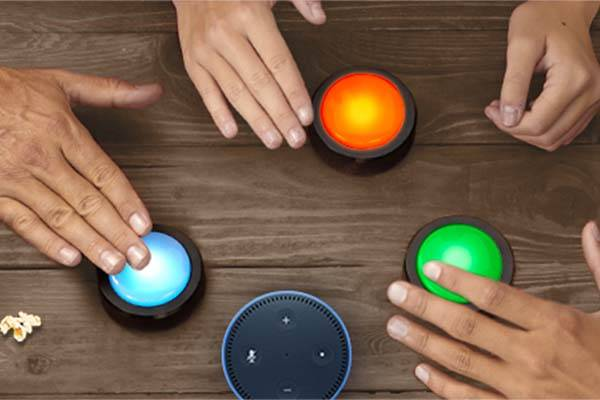 Amazon Alexa Echo Buttons