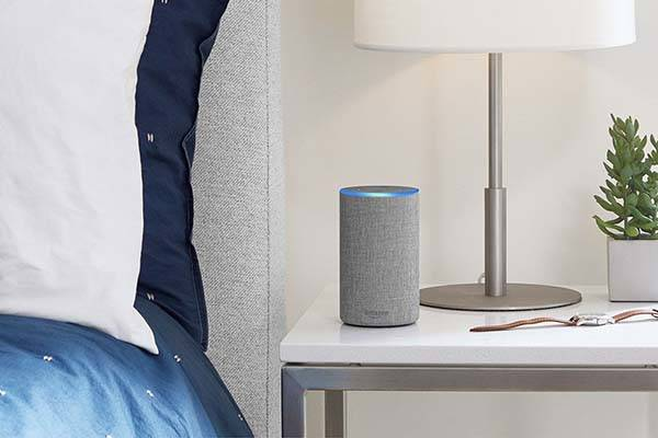 Amazon All-New Echo Alexa Smart Speaker