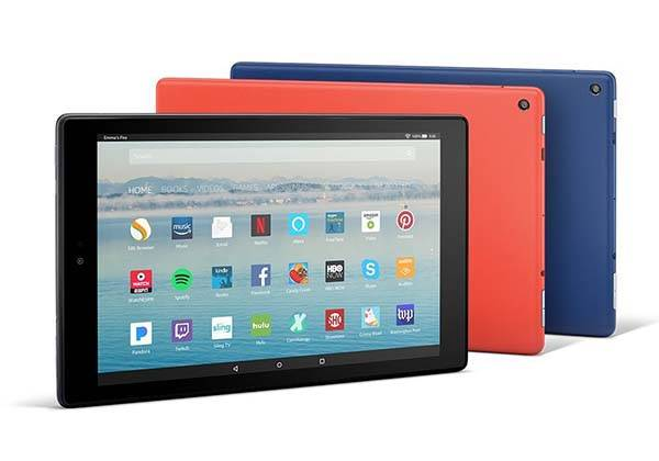 Amazon All-New Fire HD 10 Tablet with Alexa