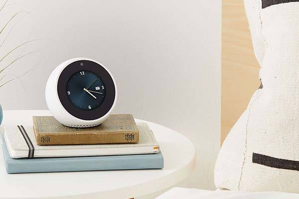 Amazon Echo Spot Hybrid Smart Speaker