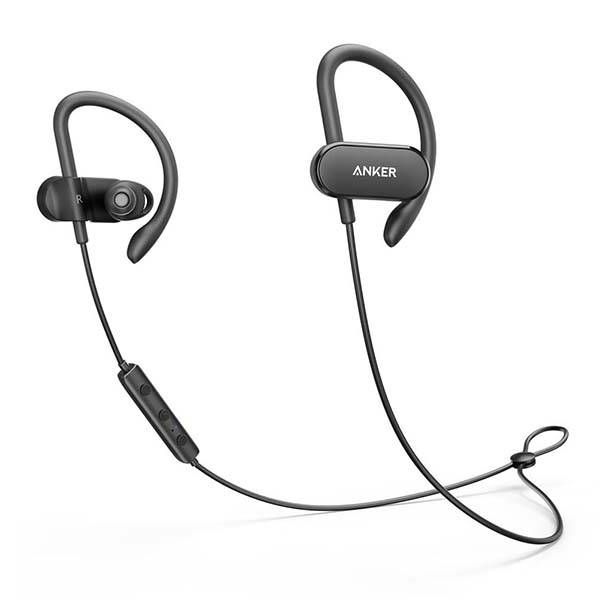 Anker SoundBuds Curve Bluetooth Sports Earbuds