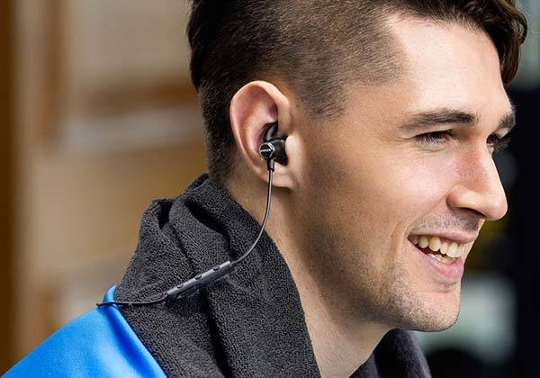 Anker SoundBuds Slim Bluetooth Sport Earbuds