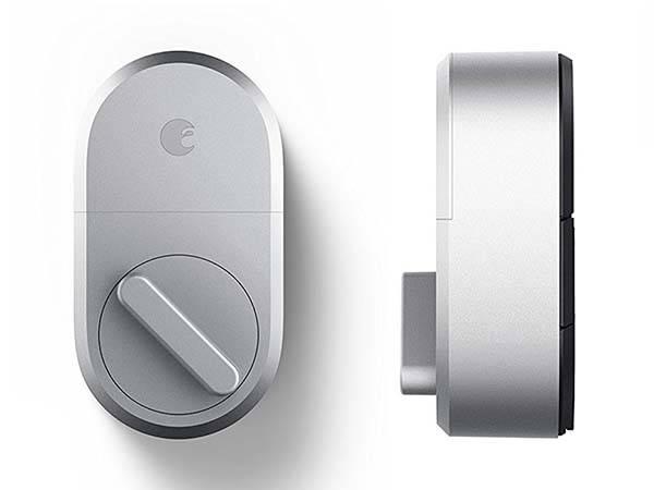 August Smart Lock Ensures Your Door Secure With Doorsense
