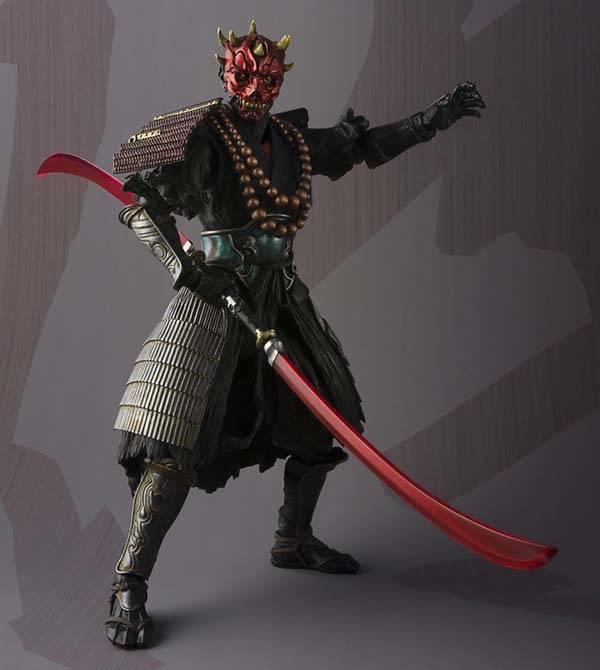 Bandai Star Wars Sohei Darth Maul Action Figure | Gadgetsin