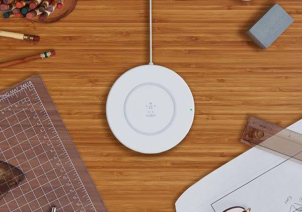 Belkin BOOST UP 7.5W Wireless Charging Pad for iPhone X