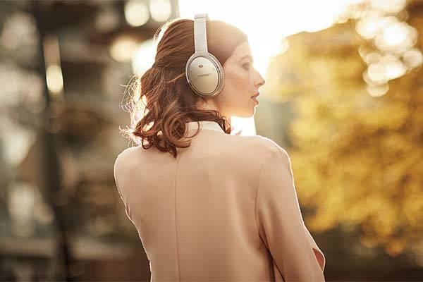 Bose QuietComfort 35 II ANC Bluetooth Headphones