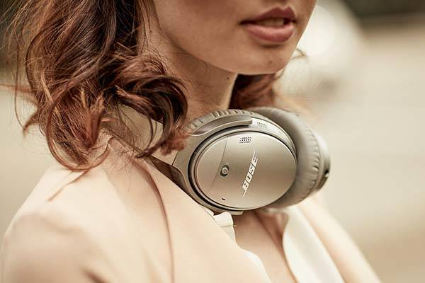 Bose QuietComfort 35 II ANC Bluetooth Headphones