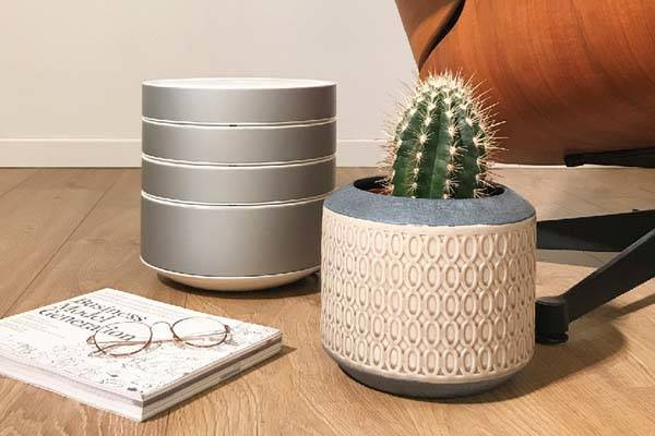 BRID Modular Air Purifier No Filter Replacement Required