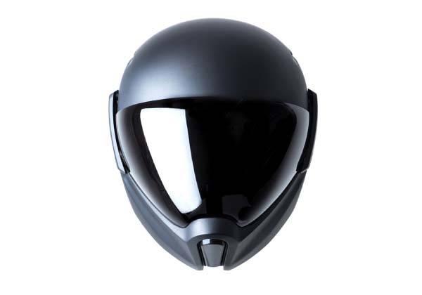 CrossHelmet Smart Motorcycle Helmet with Head-up Display