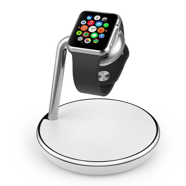 Element Works Apple Watch Charging Stand with Two USB Ports