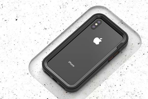 Grovemade Minimalist Tough iPhone X Case
