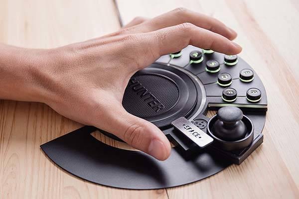 Hunter 1.0 Mechanical Gaming Keypad