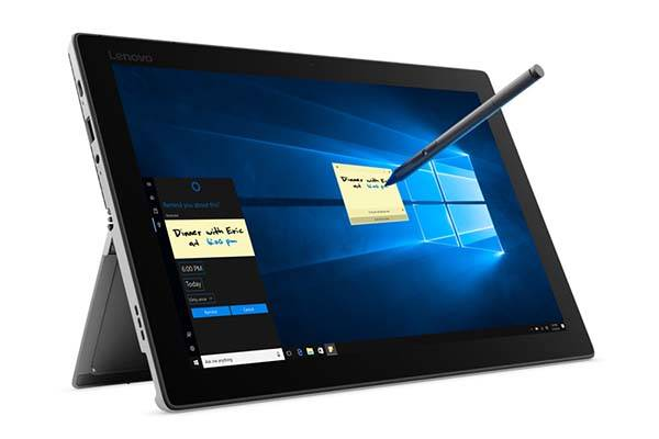 Lenovo Miix 520 2-In-1 Windows 10 Tablet