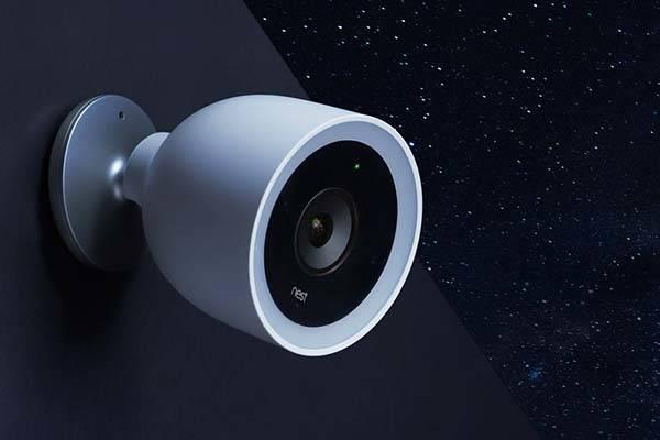 Nest Cam IQ Smart Outdoor Security Camera