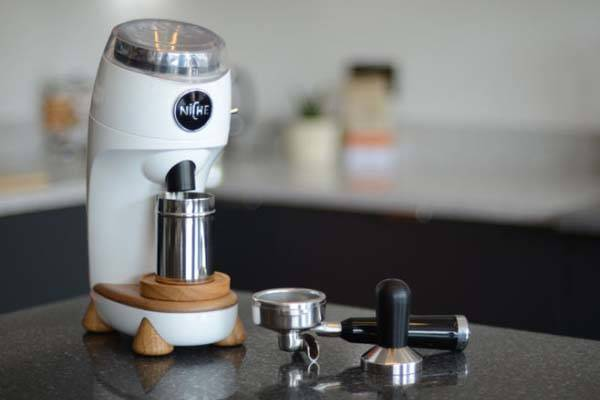 Niche Zero Conical Burr Coffee Grinder