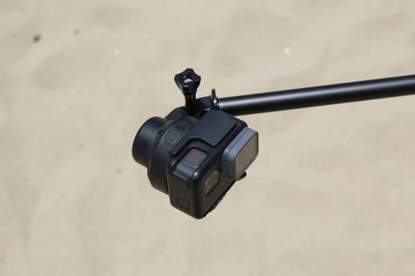 Quark Waterproof Action Camera Stabilizer