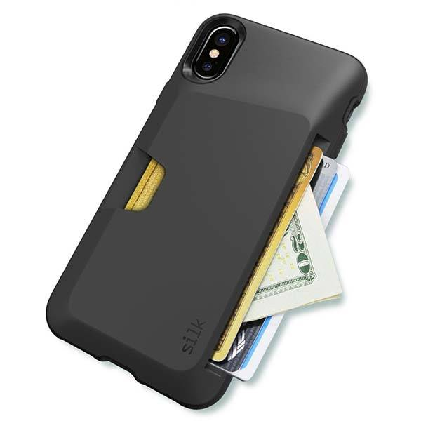 Silk Vault iPhone X Wallet Case