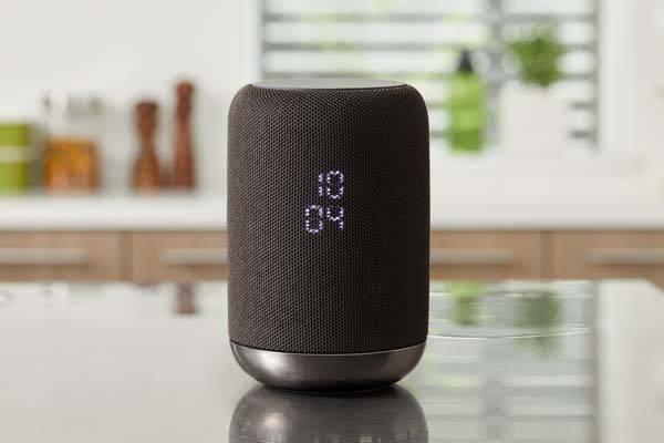 Sony LF-S50G Google Assistant Equipped Smart Wireless Speaker