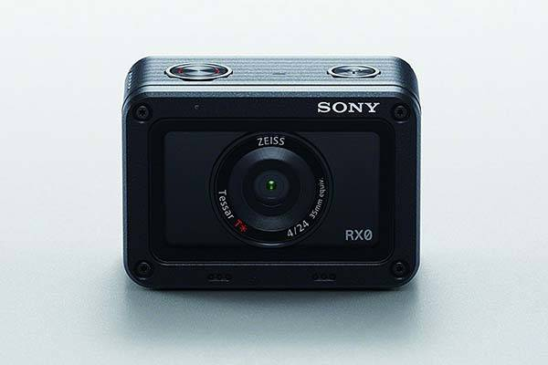 Sony RX0 Waterproof Action Camera