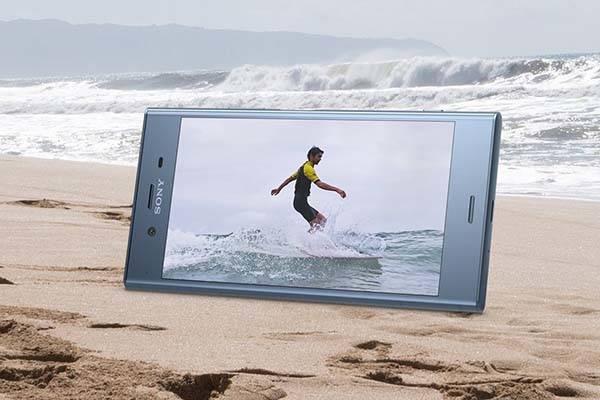 Sony Xperia XZ1 Smartphone