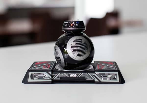 Sphero App-Enabled BB-9E Droid
