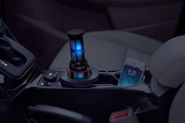Star Trek Warp Core USB Car Charger