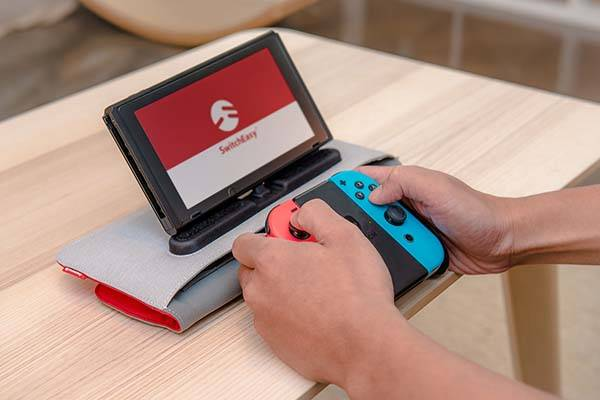 SwitchEasy PowerPack Nintendo Switch Carrying Case