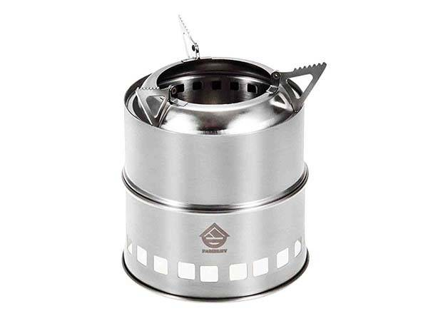 The Portable Wood Burning Camping Stove for Hiking, Camping, and More